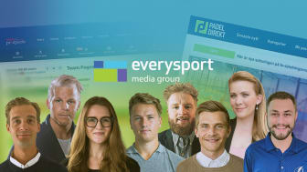Nyckelrekryteringar till Everysport Media Group