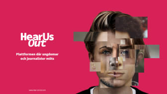 Hear Us Out hjälper unga att ta plats i den mediala debatten