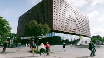Studenthuset i Linköping vinner Solenergipriset