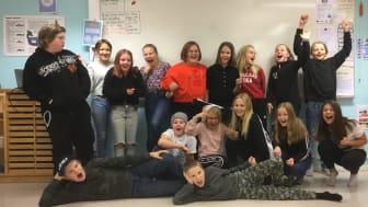 Blattnicksele skola i Sorsele är vinnarna i Vasaloppets Skolutmaning 2020   – andrapriset går till Olympicaskolan i Skålö, Dala-Järna
