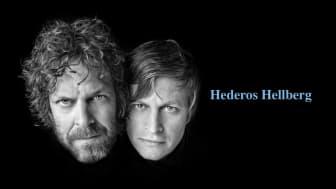 Hederos & Hellberg åker ut på vinterturné