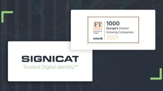 Financial Times kårer Signicat til en af de hurtigst voksende virksomheder i Europa