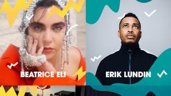 Tio lysande artister finns med i Malmöfestivalens andra musiksläpp.