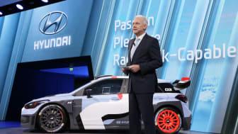 Hyundais nyheter på bilmässan i Frankfurt