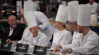 Följ Årets Kock tillsammans med Matgeek och Svenskt Kött