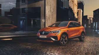 Attraktiv pris på Renault Arkana