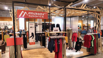 Maier Sports Soft Shop area at Dodenhof