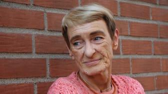 """Alfons """"mamma"""" Gunilla Bergström."""