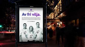 Kampanj om frivilligt sex nådde sju av tio unga