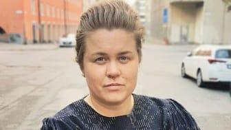 Karin Laine, juridisk ombudsperson, Hiv-Sverige