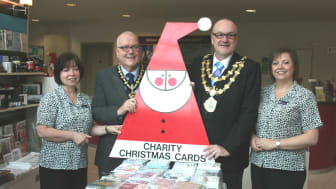 Cards for good causes this Christmas