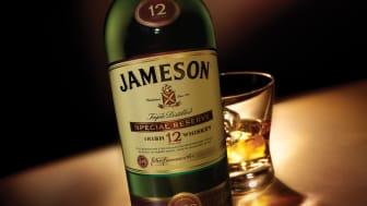 Jameson 12 YO Special Reserve i Systebolagets Ordinarie sortiment från 1 april