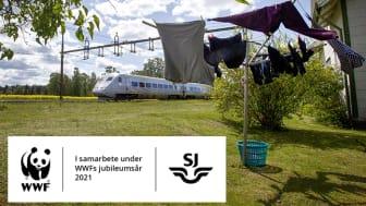 Anis Don Demina, WWF och SJ: Dags att köra igång hållbarhetsresan