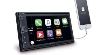 Radioodtwarzacz XAV-AX200 zawiera wszystkie narzędzia, dzięki którym podróżowanie samochodem będzie kojarzyć  dobrą rozrywką.
