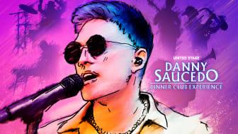 Danny Saucedo tar Dinner Club Experience ut i landet