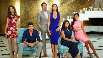 GRAND HOTEL - Eva Longoria har produceret den nye dramaserie på C More. Premiere 13. august. (@2019ABC Studios.)