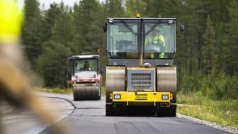Svevia kommer att åtgärda väg 356 mellan Niemisel och Bjurå med bärighetshöjande åtgärder.