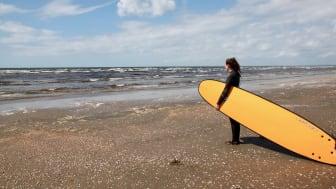 Halland Skummellövsand surfing  Foto Hanne Marit Tobiassen 2.jpg