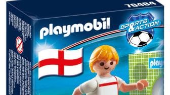 Nationalspieler England (70484) von PLAYMOBIL