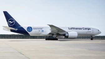 Nature as a role model: Lufthansa Group and BASF roll out sharkskin technology