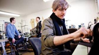 Nerdy by Nerds på the Creative Plot öppnar Europas första butiksfabrik i centrala Malmö.