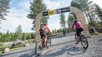 """""""Vi er bare litt over halvveis i forhold til det vi har planlagt og utover sommeren og høsten vil det komme nye og morsomme sykkelopplevelser"""", sier Gudrun Sanaker Lohne, daglig leder i Destinasjon Trysil."""