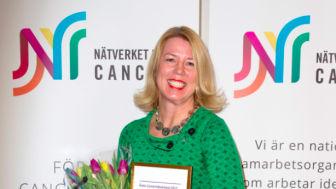 Nominera Årets Cancernätverkare 2018!