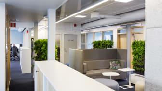 Återbruk på kontor kan spara 43 000 ton växthusgaser