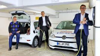 Veolia und Thüga holen smarte E-Ladeinfrastruktur nach Braunschweig