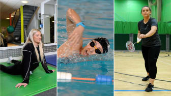 Leisure centres to reopen from this weekend