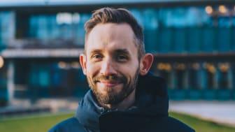 Kristofer Grønskag er i 2020 dramaturg ved Haugesund Teater