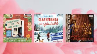 Tre Historiska Media-titlar nominerade till Storytel Awards
