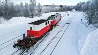 Hållbara och koldioxidfria persontransporter behövs för att framtidssäkra besöksnäringen i Norrlands inland. Ett av målen är att utveckla en vätgasdriven tågvärmevagn för elkraftförsörjning av personvagnar som transporteras på exempelvis Inlandsbanan