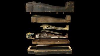 Ny Egyptenutställning på Medelhavsmuseet