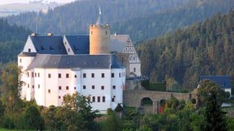 Burg Scharfenstein im Erzgebirge (Foto: TVE/Die sehenswerten Drei)