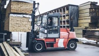 Försäljningen utvecklades bäst för byggmaterialhandeln i Södra Sverige i juli