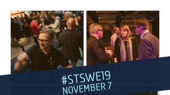 Spara datumet den 7:e november för Streaming Tech Sweden 2019