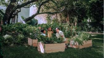 FOR ET LIV I VEKST: Gjennom sitt nye konsept ønsker Plantasjen å vise all den energien og gleden som finnes for et liv i vekst. I tillegg inspirere kundene sine, vise plantenes rolle i menneskers liv og den lidenskapen mange har for planteverdenen.