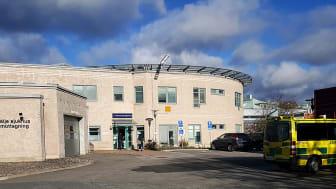 Turordning vid vaccination på Norrtälje sjukhus