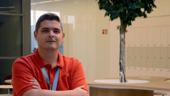 Róbert Varga, Head of Product Development at Ericsson in Hungary