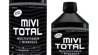 Uusi monipuolinen Mivitotal Sport aktiiviselle liikkujalle