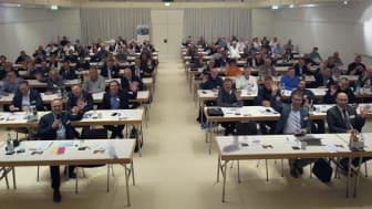 Am 27. Februar 2020 ist es wieder soweit: Beim jährlichen Klempnertreff in Münster dreht sich alles um Metalldächer, Metallfassaden, Betrieb und Recht. Foto: Airteam