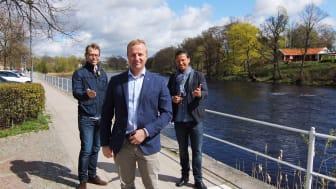 Falkenbergaren Peter Hammarström blir Harrys nya krögare