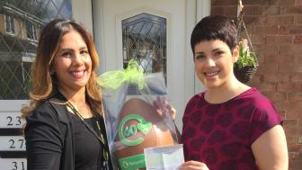 Recycle for Bury Easter egg winner