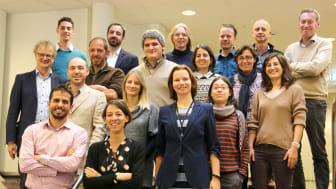 Samarbeidspartnerne i EU-prosjektet 4RinEu er samlet i Oslo denne uken. Foto: Boligbygg