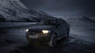 Ford Ranger Black Edition Svalbard (2)