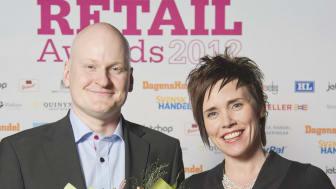 Vinnare Årets kundklubb, Retail Awards 2012, Jula club