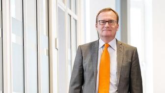 BILD: Jonas Arvidsson, Vd på ONE Nordic koncernen