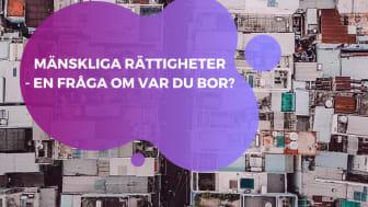 Mänskliga Rättighetsdagarna i Uppsala 2020 – nu lanseras temat!
