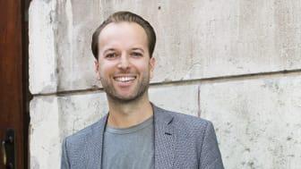 Daniel Larsson, vice-vd DIBS